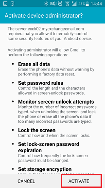 Android Marshmallow Setup 10
